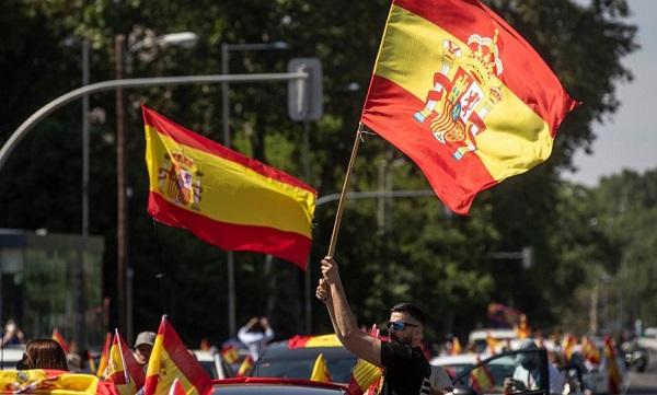 ესპანეთში საგანგებო მდგომარეობა დასრულდა