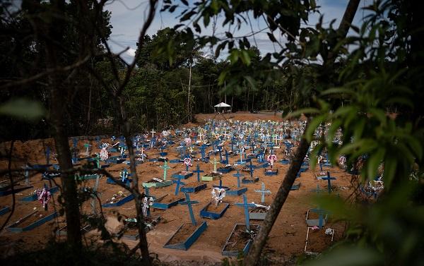 ბრაზილიაში კორონავირუსით ინფიცირების რაოდენობამ მილიონს გადააჭარბა