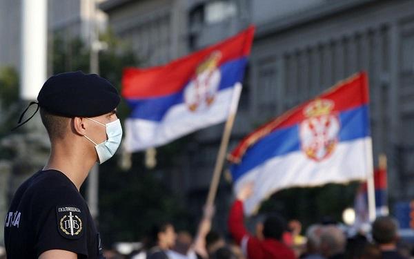 სერბეთში საპარლამენტო არჩევნები მიმდინარეობს