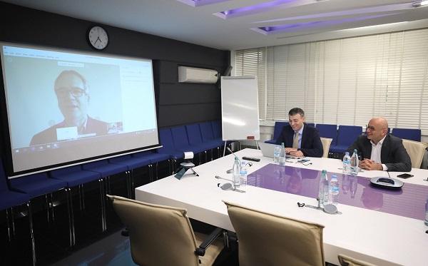 ფინანსთა მინისტრმა ივანე მაჭავარიანმა მსოფლიო ბანკის აღმასრულებელ დირექტორთან ონლაინ შეხვედრა გამართა