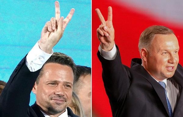 პოლონეთში საპრეზიდენტო არჩევნების მეორე ტური გაიმართება