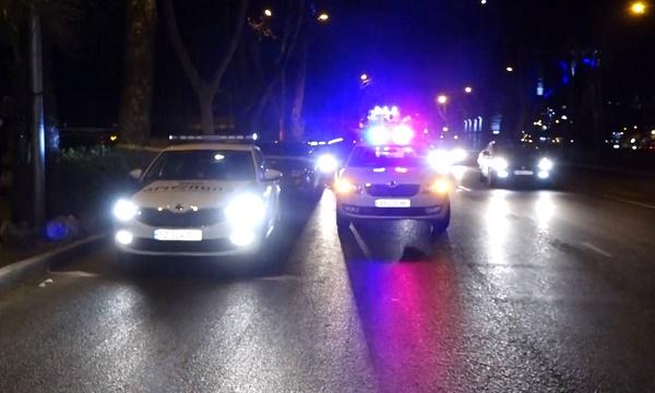თბილისში მოქალაქემ ოჯახური კონფლიქტისთვის გამოძახებული პატრულ-ინსპექტორი დაჭრა და მე-7 სართულიდან გადახტა