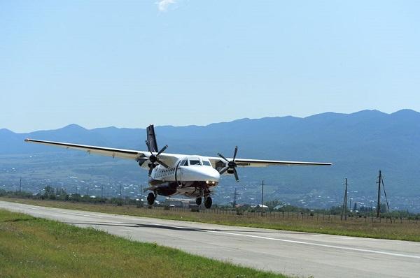 15 ივნისიდან Ak-Air Georgia შიდა რეგულარულ ფრენებს ანახლებს