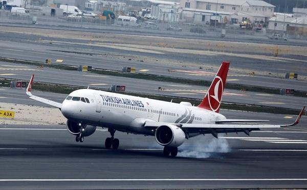 Turkish Airlines-ი საერთაშორისო ავიარეისებს ხვალიდან განაახლებს
