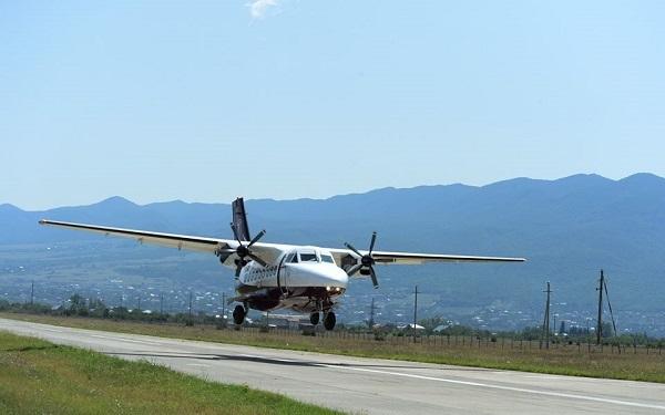დღეიდან საქართველოში შიდა რეგულარულ ფრენები განახლდა