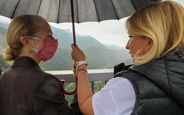 კელი დეგნანმა სამეგრელოში ნათია თურნავასა და ქალ ბიზნესლიდერებთან ერთად იმოგზაურა - საელჩო