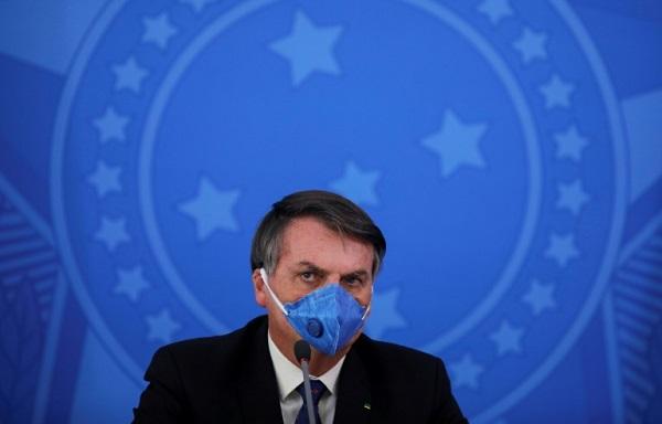 ბრაზილიის პრეზიდენტი აცხადებს, რომ კორონავირუსისგან განიკურნა