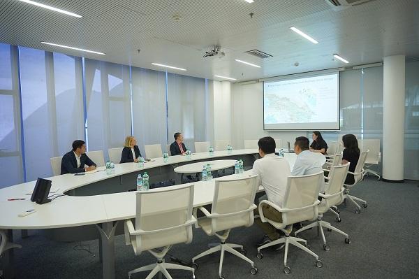 ხობში ჩინური ინვესტიციით საწარმოს პროექტი, პანდემიის შემდეგ სამხრეთ-აღმოსავლეთ აზიიდან საქართველოში საწარმოს გადმოტანის ერთ-ერთი პირველი მაგალითია - ნათია თურნავა