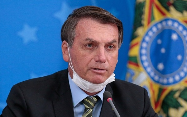 ბრაზილიის პრეზიდენტს კორონავირუსი დაუდასტურდა