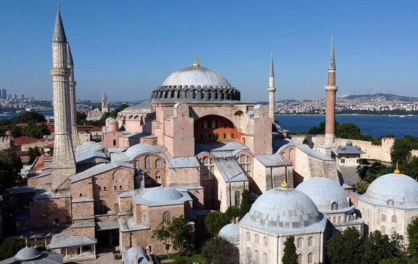 UNESCO აცხადებს, რომ მსოფლიო მემკვიდრეობის კომიტეტი გადახედავს აია სოფიას სტატუსს
