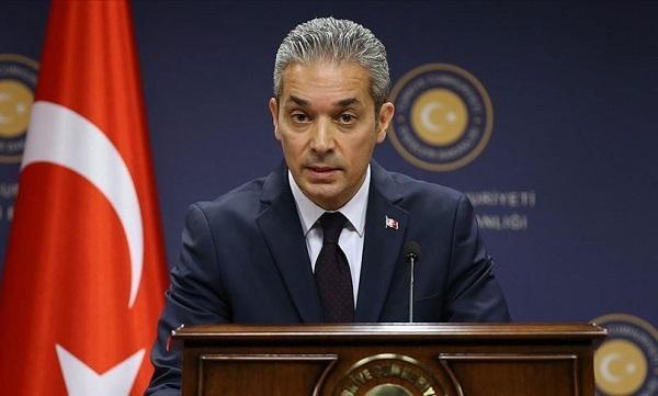 თურქეთი მაიკ პომპეოს განცხადებას აია სოფიასთან დაკავშირებით, შოკისმომგვერელს უწოდებს