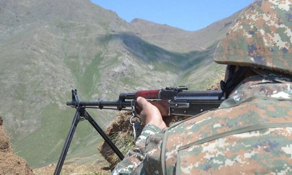 სომხეთი, აზერბაიჯანის საზღვართან ორი სამხედროს დაღუპვას ადასტურებს