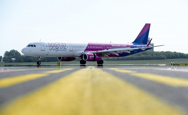 Wizz Air Abu Dhabi-ი ქუთაისის ახალ მიმართულებას 1-ლი ოქტომბრიდან აანონსებს