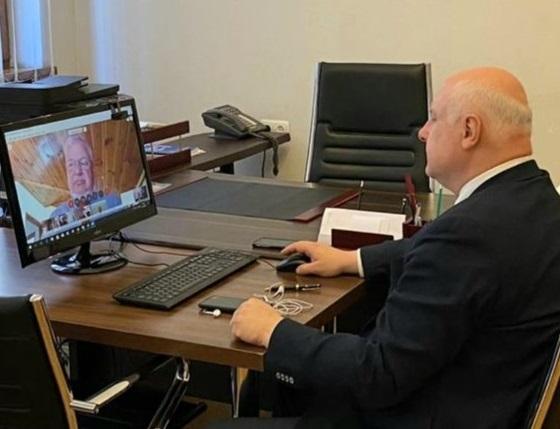 ეუთოს საპარლამენტო ასამბლეის პრეზიდენტი  სომხეთ-აზერბაიჯანის საზღვარზე მიმდინარე სამხედრო კონფლიქტთან დაკავშირებით, ეუთოს თავმჯდომარის პირად წარმომადგენელს ესაუბრა
