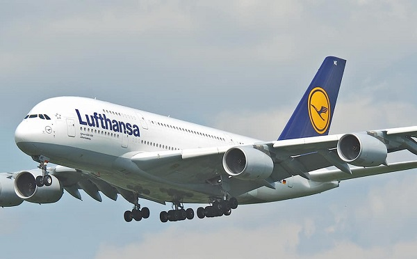 აგვისტოდან ავიაკომპანია Lufthansa საქართველოდან ფრენებს განაახლებს