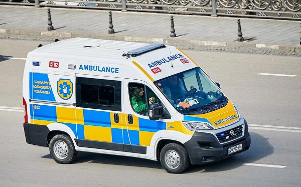 თბილისში  ავტოავარიის შედეგად 5 ადამიანი დაშავდა