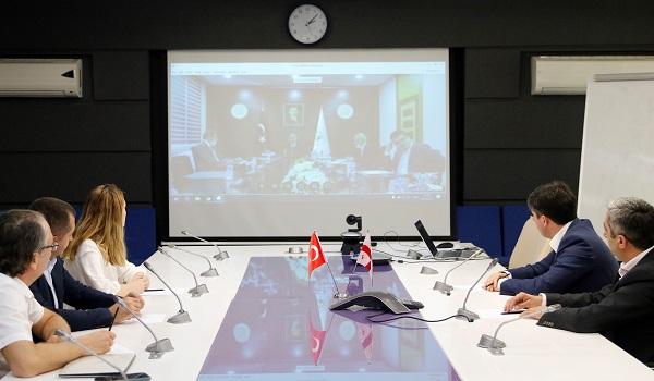ქართულმა და თურქულმა მხარეებმა COVID-19-ით შექმნილი ეკონომიკური გამოწვევების ფონზე გატარებული და დაგეგმილი ღონისძიებების შესახებ მორიგი ონლაინ შეხვედრა გამართეს