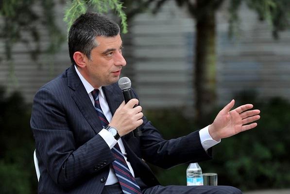 """""""ქართლი ტექსტილი"""" 3 000 ახალ სამუშაო ადგილს შექმნის - გიორგი გახარია"""