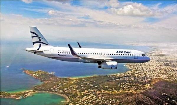 20-21 აგვისტოს, Aegean Airlines-ი ათენი-თბილისი-ათენის მიმართულებით ჩარტერულ რეისს შეასრულებს