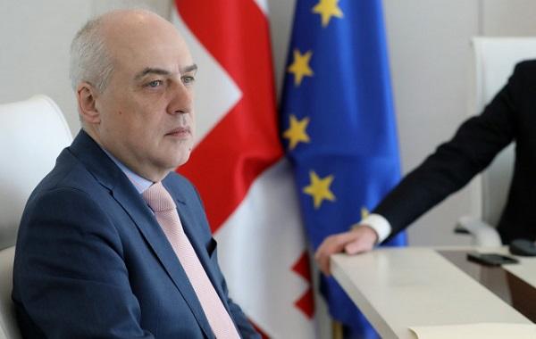 მადლობას ვუხდი ჩვენს მეგობრებს რუსეთის მიერ საქართველოს რეგიონების უკანონო ოკუპაციისა და ჰუმანიტარული სიტუაციის გაუარესების საკითხების განხილვისთვის - ზალკალიანი