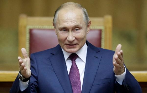 პუტინი ირწმუნება, რომ მსოფლიოში კორონავირუსის პირველი ვაქცინა  რუსეთმა  დაამტკიცა