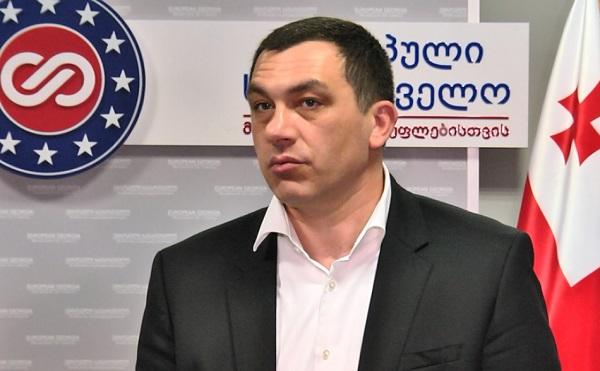 ქართულ ოცნებასთან კოალიციას ევროპული საქართველო არ განიხილავს - გიგა ბოკერია