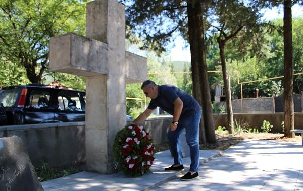 თერჯოლაში რუსეთ-საქართველოს აგვისტოს ომში დაღუპულ გმირებს პატივი მიაგეს