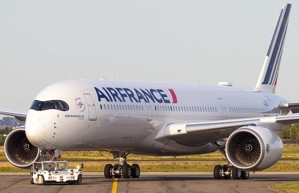 Air France-მა საქართველოს მიმართულებით რეგულარული ფრენები განაახლა