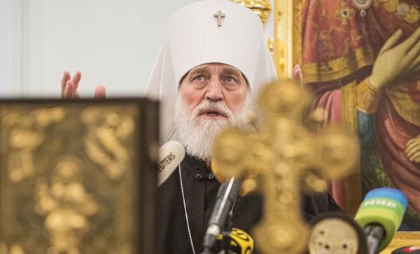 რუსეთის ეკლესიის სინოდმა ბელარუსის საპატრიარქო ეგზარქოსი, მიტროპოლიტი პაველი გადააყენა