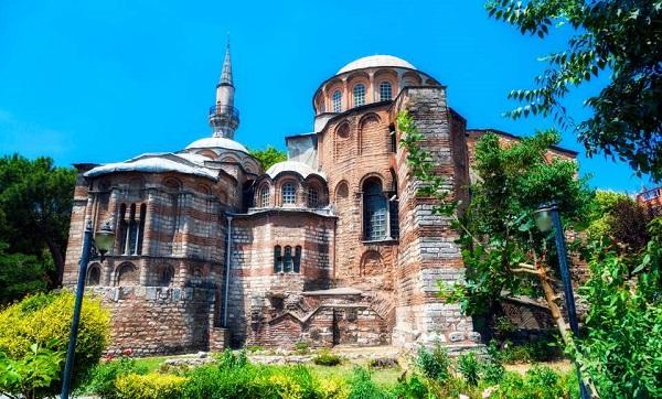 ერდოღანის განკარგულებით, ხორას ქრისტიანული ტაძარი მეჩეთად გადაკეთდა