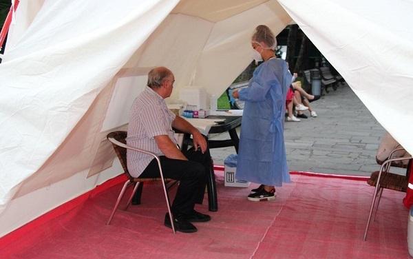მეოთხე დღეა ბათუმსა და ქობულეთში COVID-19-ზე უფასო PCR ტესტირება მიმდინარეობს - ყველა პასუხი უარყოფითია