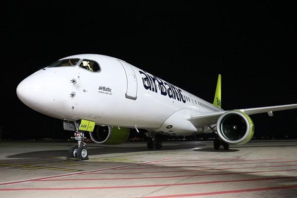 დღეიდანairBaltic-მა თბილისის მიმართულებით რეგულარული ფრენები განაახლა