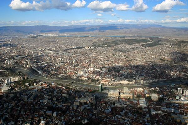 თბილისში უმეტესად უნალექო ამინდია მოსალოდნელი