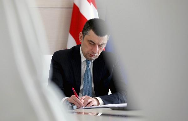 ევროკავშირის მიერ გაწეული ფინანსური დახმარების ძირითადი მიმართულება იქნება პანდემიასთან ბრძოლა და ეკონომიკაზე პანდემიის შედეგების შემსუბუქება - გიორგი გახარია