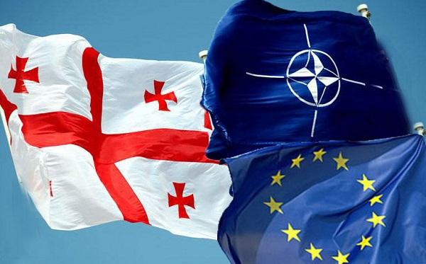 მოსახლეობის 56% პროცენტი სრულად უჭერს მხარს ნატო-ში გაწევრებას, ევროკავშირში - 64% - IRI