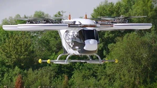 მალე გერმანიაში მფრინავი ტაქსები გამოჩნდებიან