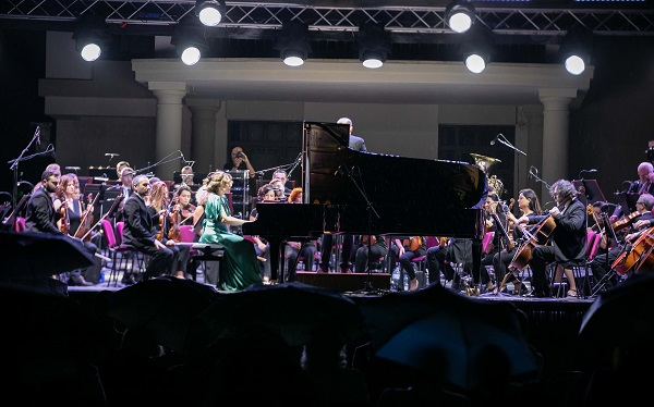 თბილისის საფორტეპიანო ფესტივალზე დუდანა მაზმანიშვილის კონცერტი გაიმართა