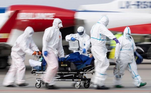 COVID-19-ით გარდაცვლილი 27-ე პაციენტი 54 წლის კაცია