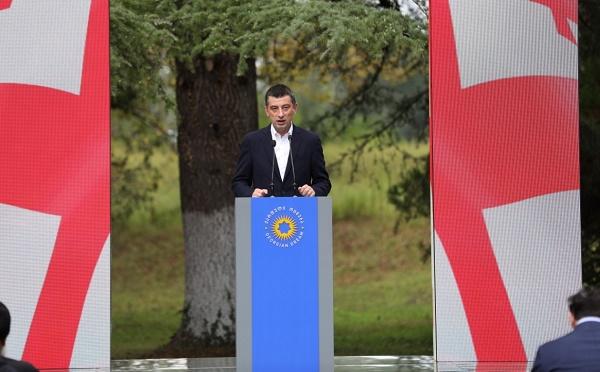 """""""ქართული ოცნება"""" გაიმარჯვებს სამართლიან ბრძოლაში და ეს გამარჯვება არ იქნება ერთი პარტიის გამარჯვება, ეს იქნება ქვეყნის გამარჯვება -  გიორგი გახარია"""
