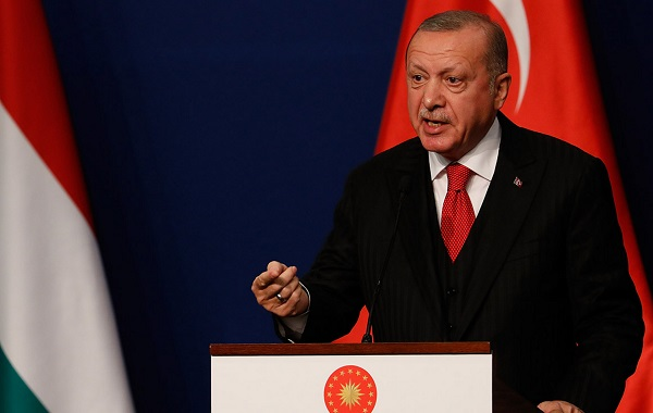 თურქეთი, როგორც ყოველთვის, აზერბაიჯანის გვერდით დგას - ერდოღანი ალიევს