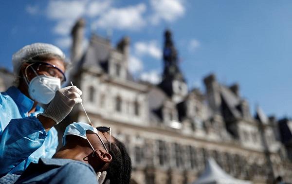 გასულ დღე-ღამეში საფრანგეთში კორონავირუსით ინფიცირების 13 498 შემთხვევა გამოვლინდა
