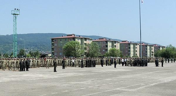 სენაკის სამხედრო ბაზაზე ორჯარისკაცს COVID-19დაუდასტურდა