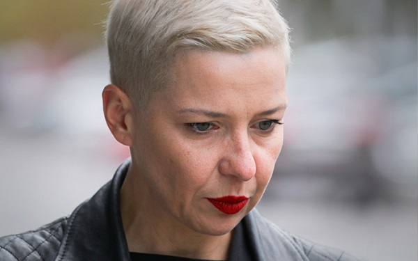ბელარუსის ოპოზიციის ლიდერს, მარია კალესნიკოვას ბრალი წარუდგინეს