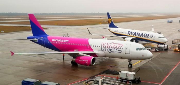 მალე, Wizz Air-ი და Ryanair-ი საქართველოს მიმართულებით ფრენებს განაახლებენ