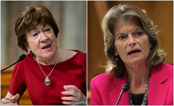 ორი რესპუბლიკელი სენატორი საპრეზიდენტო არჩევნებამდე უზენაესი სასამართლოს ახალი წევრის დანიშვნას ეწინააღმდეგება