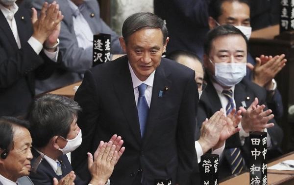 იაპონიის ახალი პრემიერ-მინისტრი იოშიჰიდე სუგა გახდა