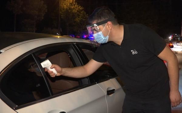 ქალაქ ბათუმის შესასვლელსა და გასასვლელებში პოლიციის სპეციალური საკონტროლო პუნქტები მოეწყო