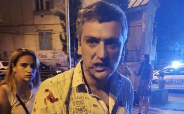 თბილისში ენმ-ს წევრს ლაშა ცუცქირიძეს თავს დაესხნენ
