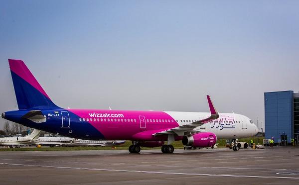WizzAir-ი ქუთაისიდან კატოვიცეს, ვილნიუსისა და დორტმუნდის მიმართულებით ფრენებს განაახლებს