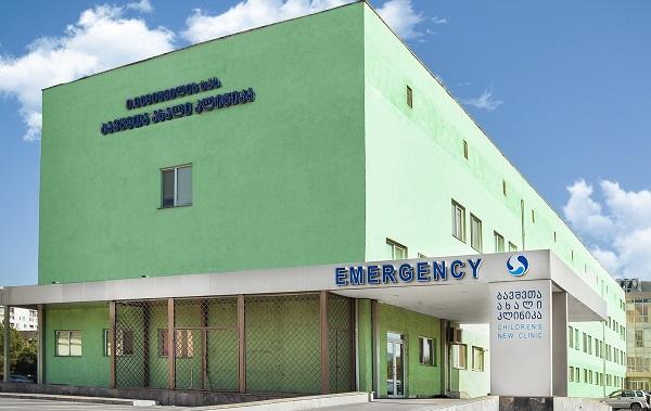 ევექსი ჰოსპიტლებმა ინფიცირებული პატარა პაციენტების სამკურნალოდ ციციშვილის კლინიკა დღეიდან გამოყო